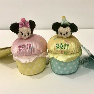 2017 Scented Disney Tsum Tsum-Limited Edition